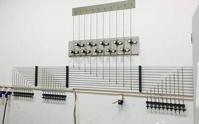 宁夏实验室气路工程