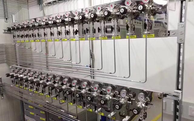 兰州实验室气路工程