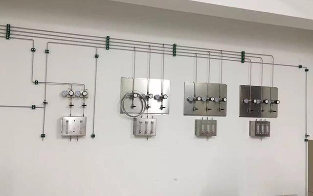 青海实验室气路工程