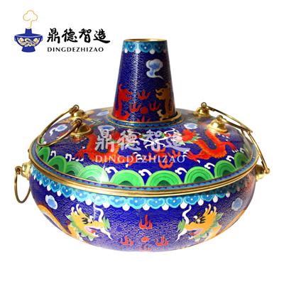 黑龙江涮菜铜锅生产厂家,家用涮菜铜锅制造商