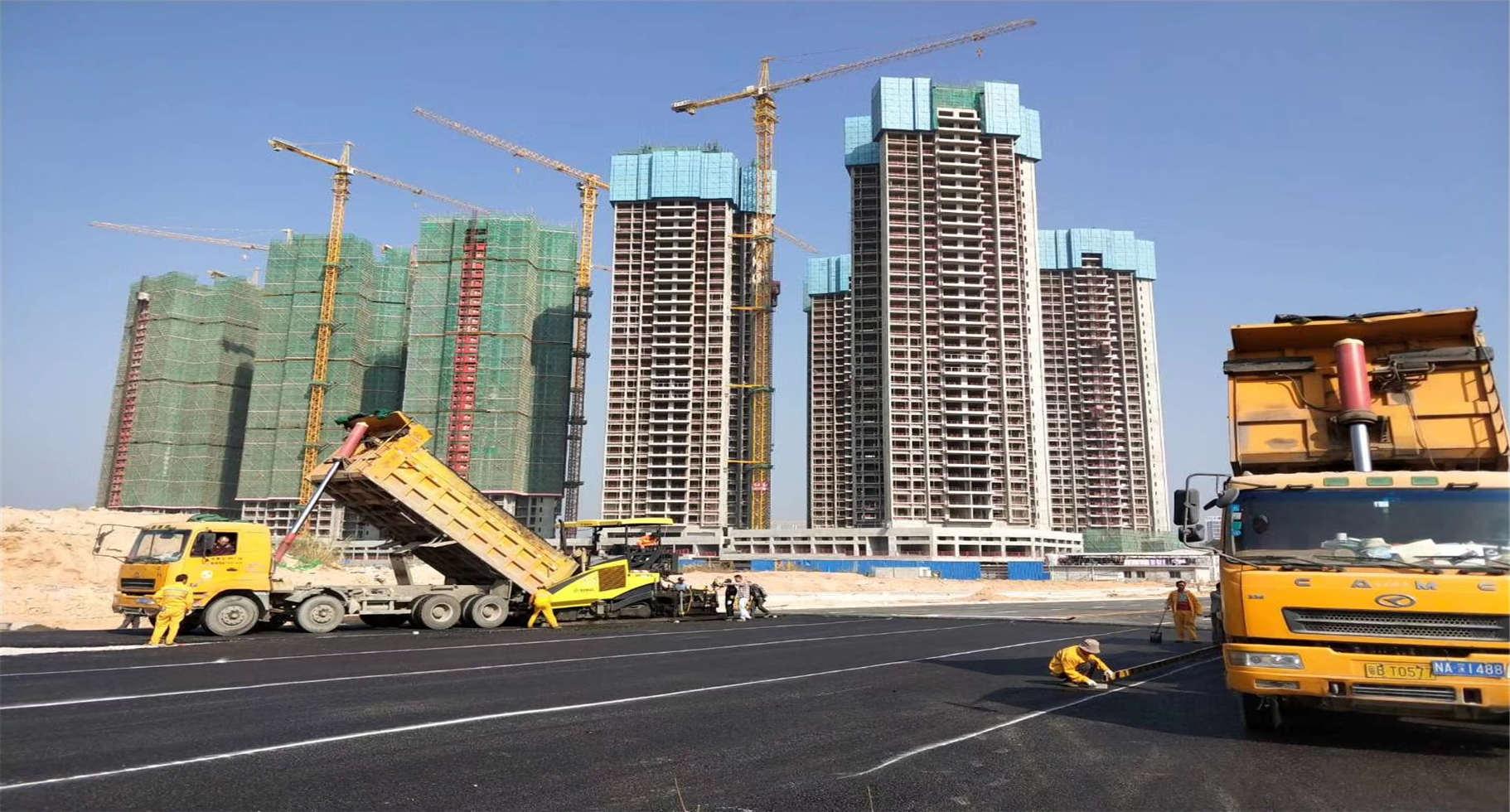 天河透水彩色混凝土路面承包施工制造商,沥青混凝土生产SBSAC-沥青混凝土生产SMA