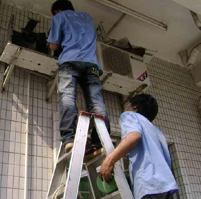 繁荣街淄川维修空调多少钱,证实